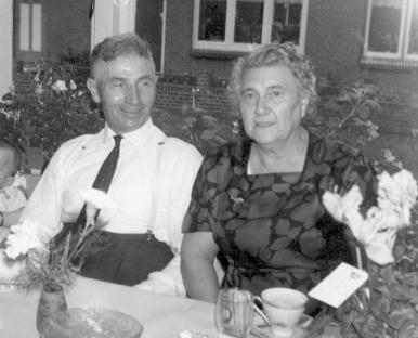Jan Hegeman en Geertje Rotgans.