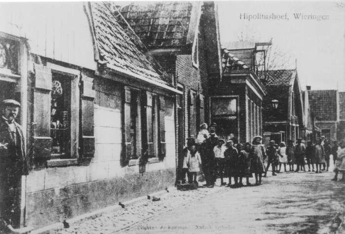 Hoofdstraat Hippolytushoef