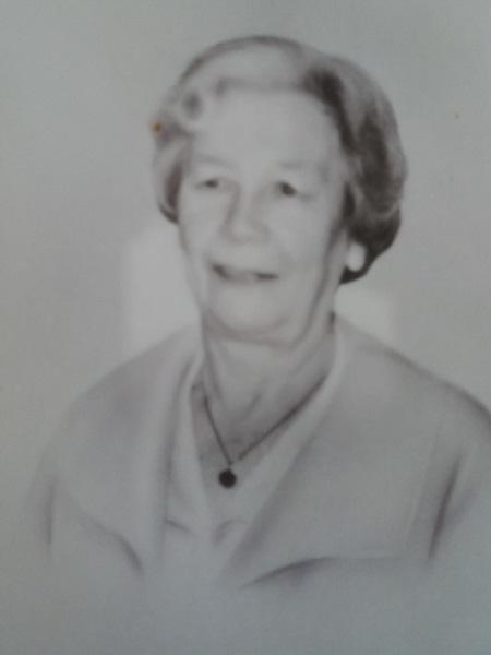 Alberdina Elizabeth Hamming, huwde Wouter Tukker